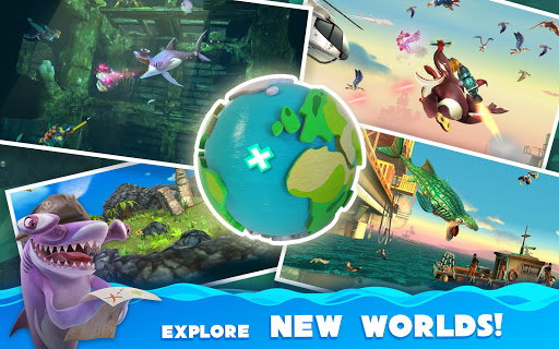 Hungry Shark World 4.0.6 Screenshots 16