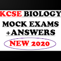 KCSE BIOLOGY MOCK PASTPAPERS + ANSWERS[ P1+ P2+P3] icon