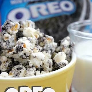 Oreo Popcorn.