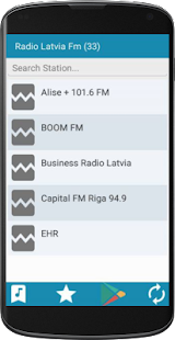 Radio Latvia FM- screenshot thumbnail