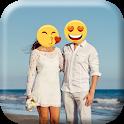 Mood Faces Emoji Photo Editor icon