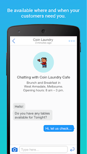 Chat Center- screenshot thumbnail