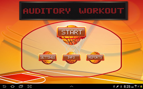 Auditory Workout- screenshot thumbnail