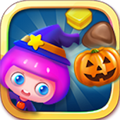 Cookie Mania - Halloween Sweet Game
