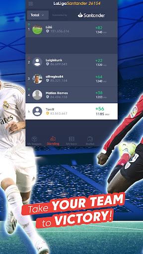 LaLiga Fantasy MARCAufe0f 2020 - Soccer Manager  screenshots 6