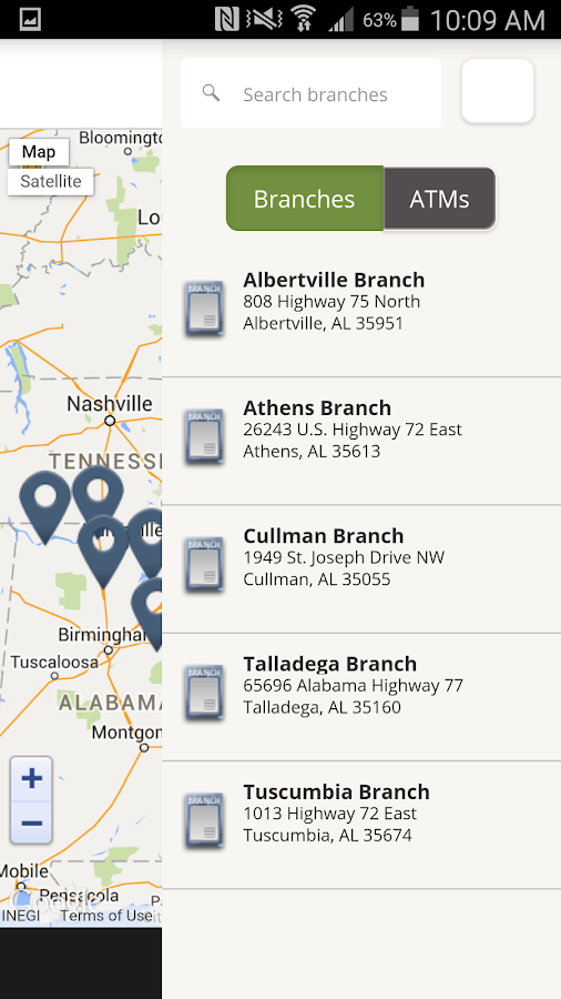Alabama Farm Credit Ag Banking- screenshot