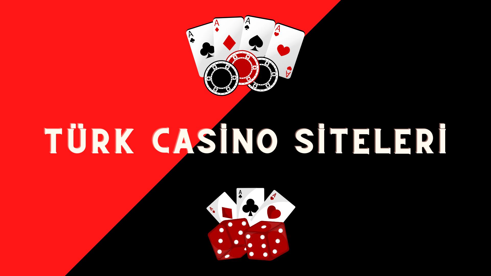 Türk Casino Siteleri - En Güvenilir Casino Siteleri