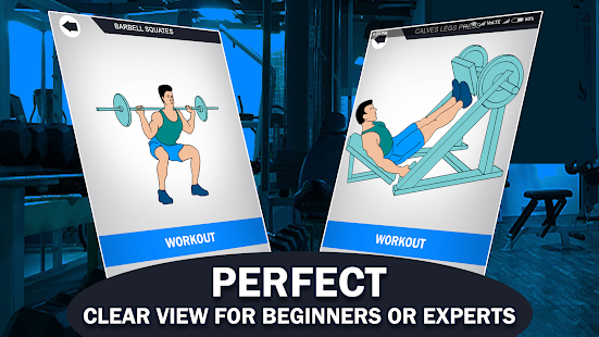 Gym Body – Perfect Fitness Workouts, Handy trainer 6