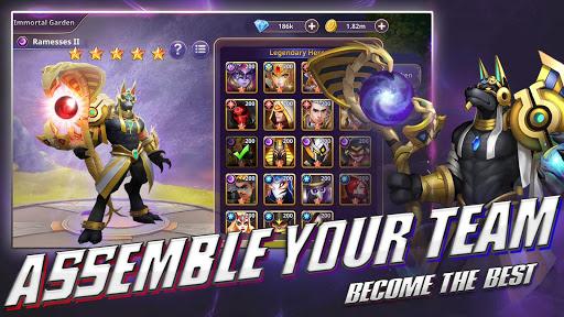 D-MENuff1aThe Defenders screenshots 3