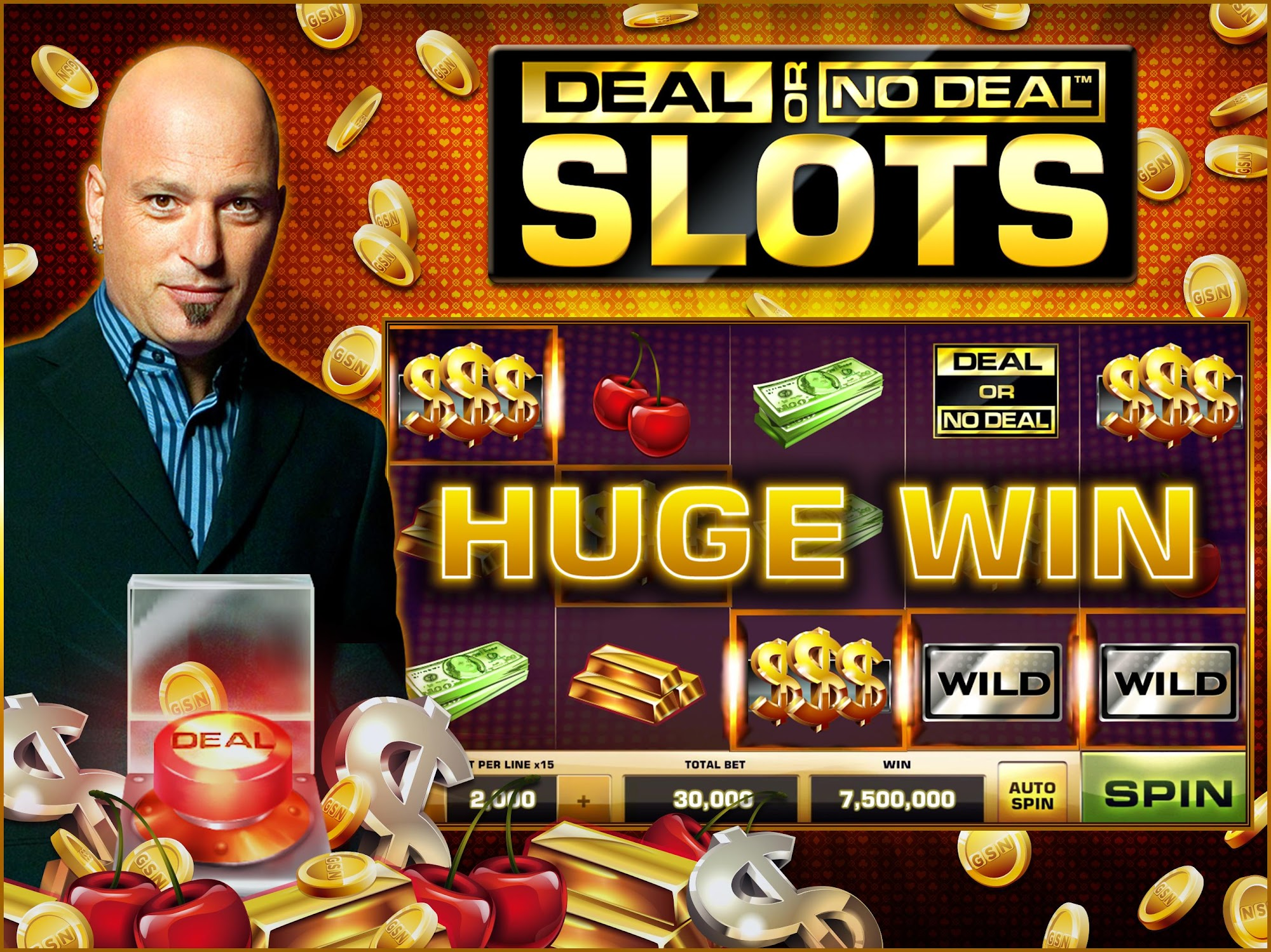 GSN Casino: Free Slot Games screenshot #11