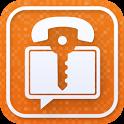 Secure messenger SafeUM icon