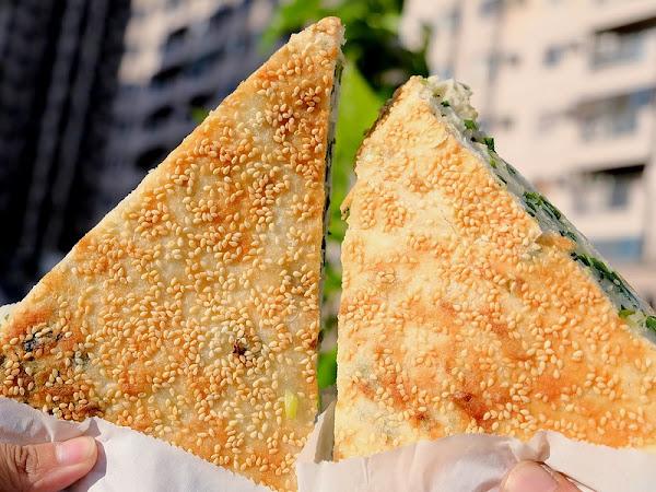 北平路黃昏市場美食!非凡大探索曾報導山東千層蔥花大餅X網路人氣朝日鵝港式三寶晚來買不到!