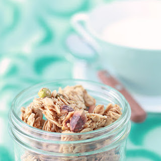 Granola Clusters For Real!