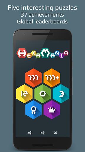 Hexa Mania Puzzle