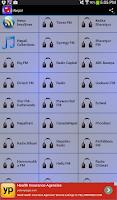 Screenshot of Nepali FM Radio