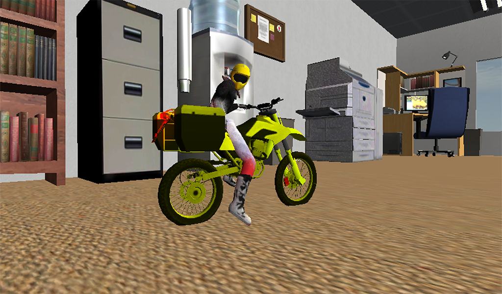 Office-Motorbike-Simulator-3D 22
