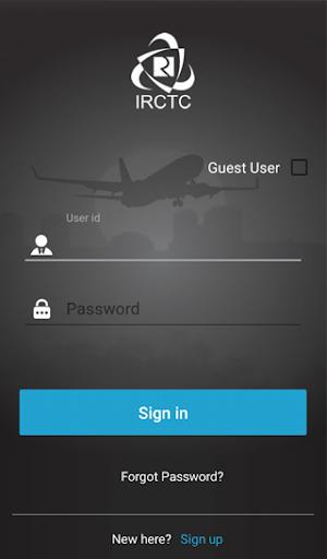 IRCTC AIR screenshot 5
