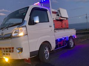ハイゼットトラック s500のカスタム事例画像 おデブさんの2019年11月11日00:16の投稿