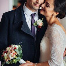 Wedding photographer Vadim Romanyuk (Romanyuk). Photo of 24.12.2016
