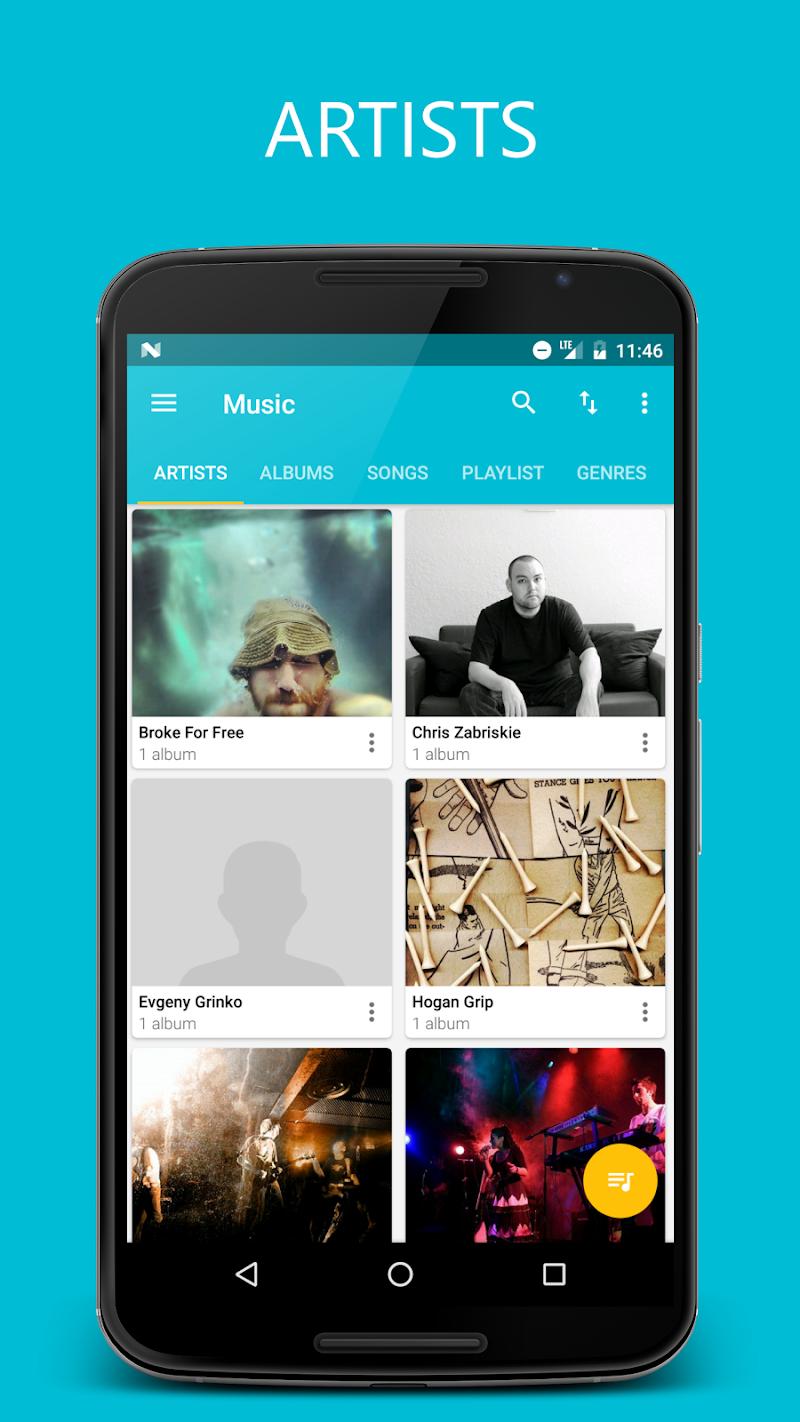 Pixel+ - Music Player Screenshot 12