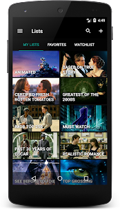 Cinephiles – Movie Info app for Movie buff App Download For Android and iPhone 7