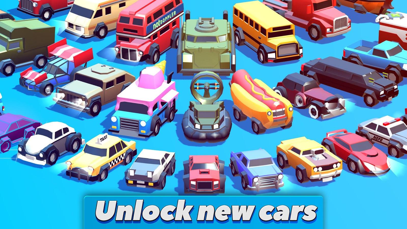Real Car Crash Games