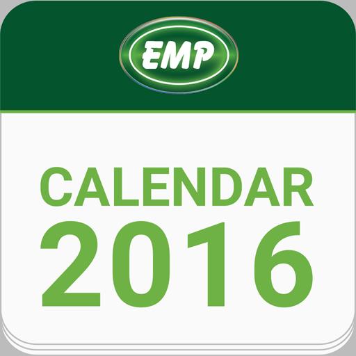 EMP Myanmar Calendar