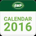 EMP Myanmar Calendar icon