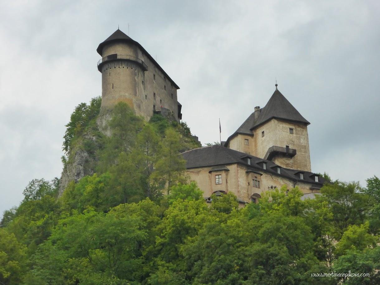 Orava castle, Orava, Slovakia