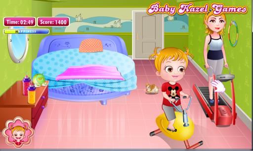 Baby Hazel Learns Manners 16 screenshots 2