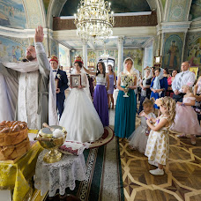 Wedding photographer Andrey Lipnickiy (andrewzheludkov). Photo of 13.02.2017