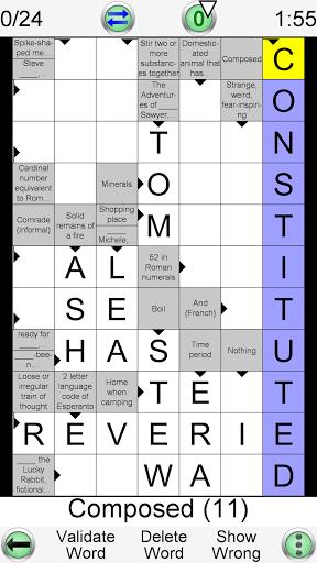 Arrow Crossword 3.0.2 screenshots 1
