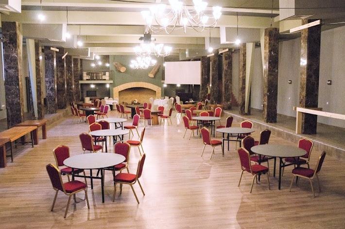 Фото №1 зала Таёжные Дачи