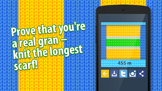 Gran Knit Simulator- screenshot thumbnail