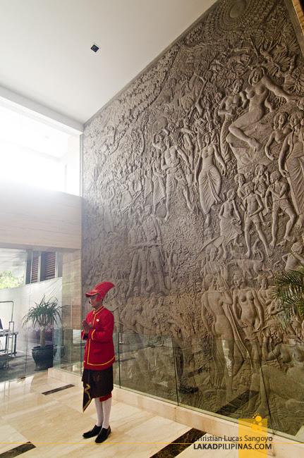 Royal Ambarrukmo Hotel Yogyakarta Lobby