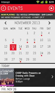 CHIRP Radio- screenshot thumbnail