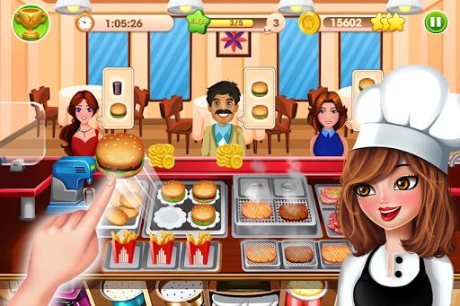 Cooking Talent - Restaurant fever 1.0.5 screenshots 5