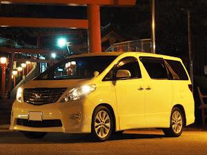アルファード 20系 240X 2008年式のカスタム事例画像 よっしー (SHiNOYO)さんの2018年11月13日23:08の投稿