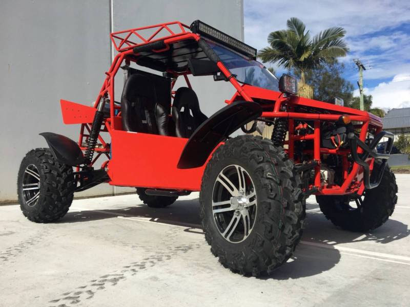 800cc 4x4 V-twin Dune Buggy Odes Sand Sniper BMS L4 Side X Side Offroad GoKart