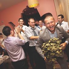Wedding photographer Petr Grabar (PetrGrabar). Photo of 01.12.2014