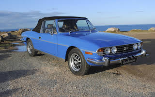 Triumph Stag Rent South East