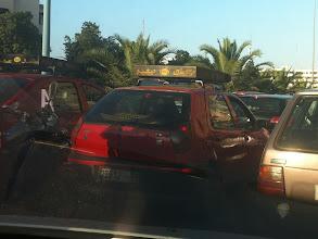 Photo: Petit Taxi Casablanca