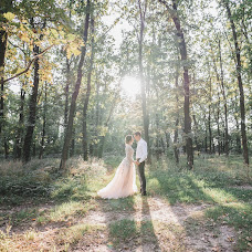 Wedding photographer Liliya Dackaya (liliyadatska). Photo of 28.10.2018