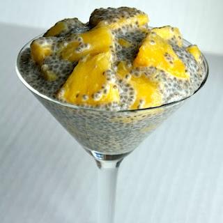 Pineapple Chia Pudding Recipe