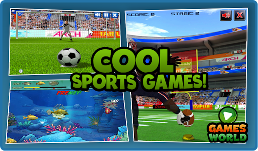 GamesWorld Play Free Fun Games- screenshot thumbnail