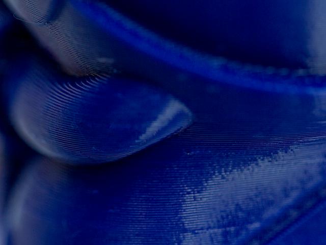 Blue MH Build Series PETG Filament - 2.85mm (1kg)