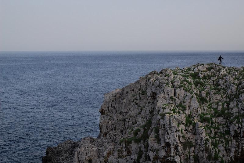 Walking on the rocks di MattoMatteoPh