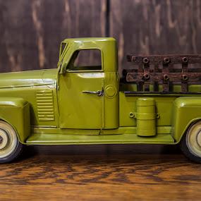 Miniature Truck model by Rajib Bahar - Artistic Objects Toys (  )