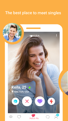 W-Match: Dating App to Flirt & Chat 2.5.9 screenshots 1