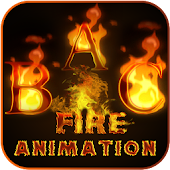 Fire Name Live Wallpaper